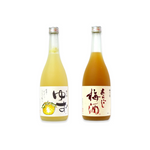Fruit Infused Sake Duo