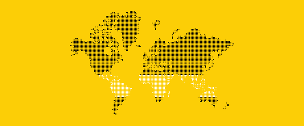 world-map by Julien Meysmans from the Noun Project