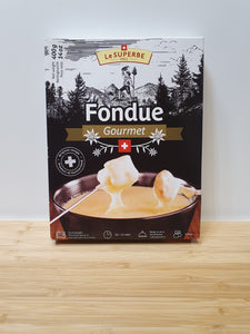 Fondue Cheese Box