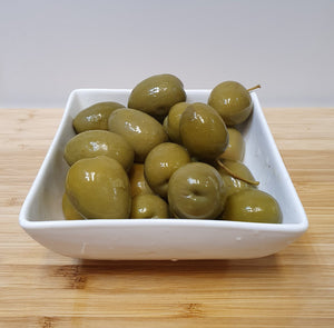 Green Olives - Whole (200g)