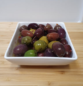 Marinated 5 Olive Mix (200g)