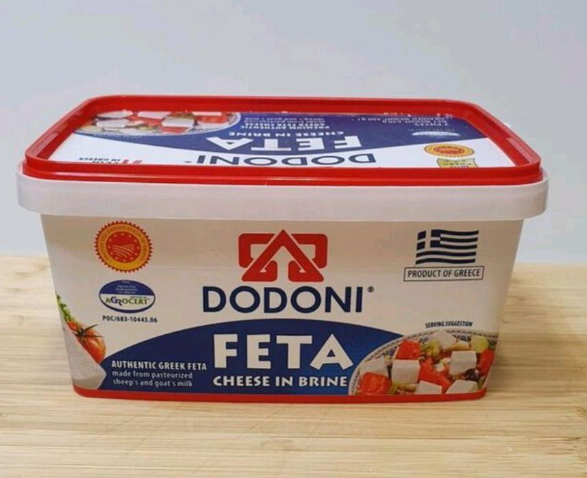Dodoni Greek Feta 400g