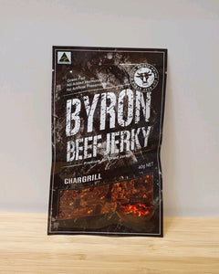 Beef Jerky - Chargrill
