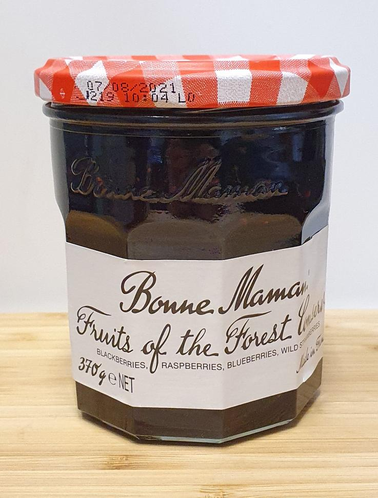 Bonne Maman Fruits of the Forrest Conserve