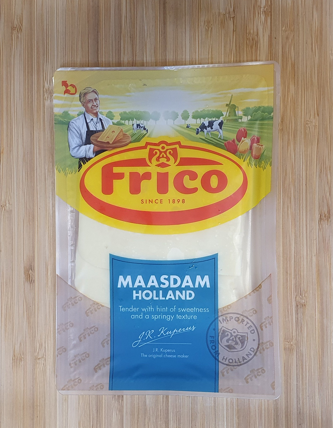 Maasdam Slices