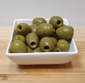 Green Olives - Pitted (200g)