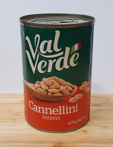 Tin Cannellini Beans