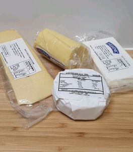 4 for $10 cheese assorted