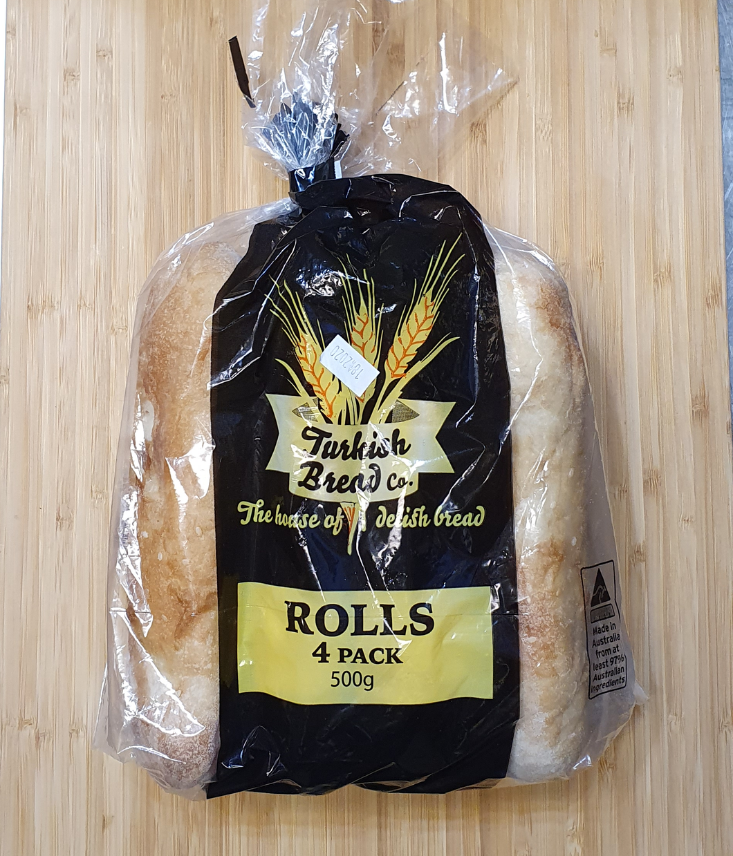 Turkish Rolls - 4pk