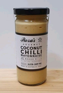 Roza's Coconut Chilli Mayonnaise