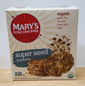Mary's Gone Crackers - Super Seed