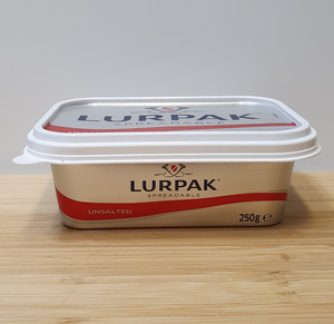 Lurpak Spreadable Butter Unsalted
