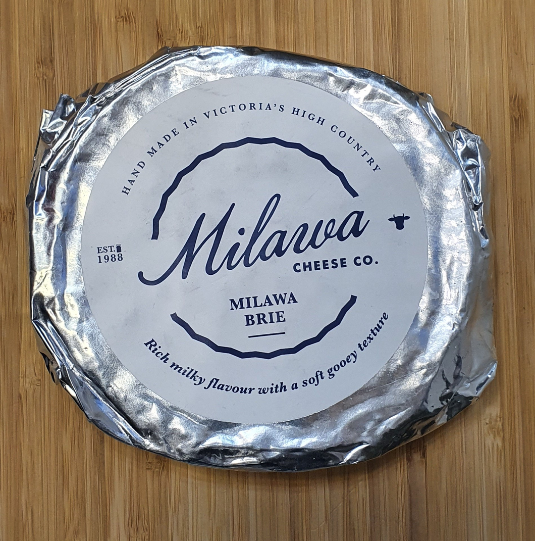 Millawa Brie Half/Whole Wheel