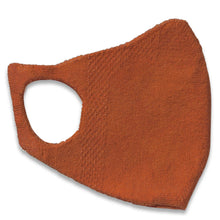 Load image into Gallery viewer, Adults One Piece Mask - Burnt Orange