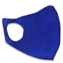 Load image into Gallery viewer, Adults One Piece Mask - Royal Blue