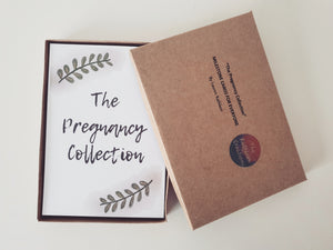 Stationery Box | The Pregnancy Collection