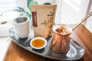 Tea | CHAI BREWING SET