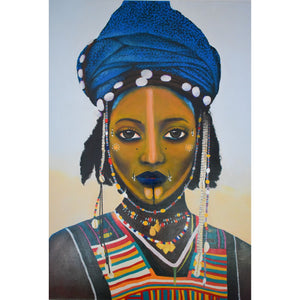 Artwork | Wodaabe