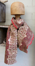 Load image into Gallery viewer, Felt | Silk Sari and Wool Scarf