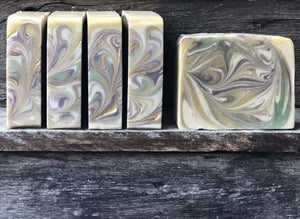 Goats Milk Soap | Eucalyptus and Lavender