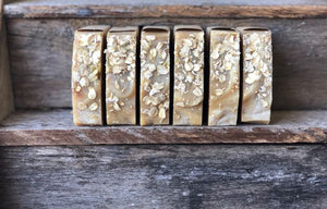 Goats Milk Soap | Honey and Oatmeal