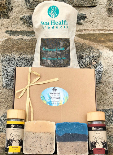 South Coast Artisans Shop Seaweed