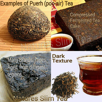 Puerh Slim tea benefits