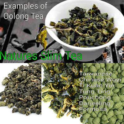 Benefits of Oolong slimming tea