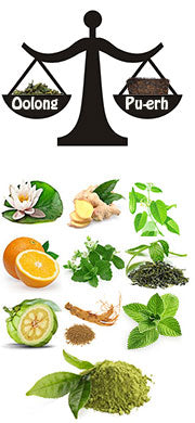 Slimming Tea choices