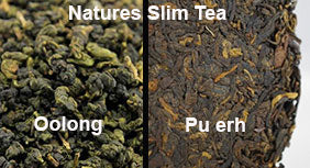 Pu erh Tea or Oolong Tea