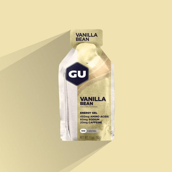 Gu Energy Gel- Vanilla Bean