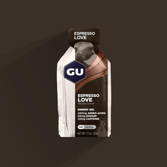 Gu Energy Gel- Espresso Love