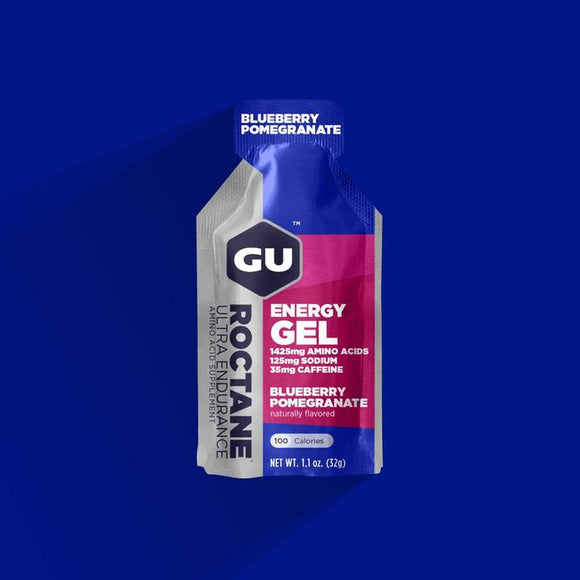 Gu Roctane Energy Gel- Blueberry Pomegranate