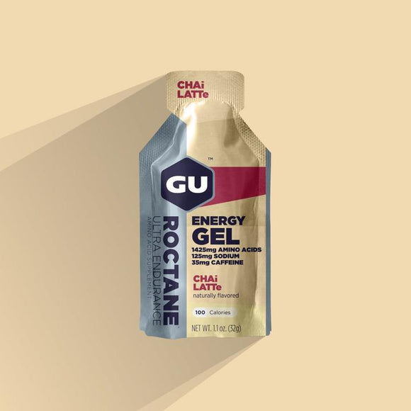 Gu Roctane Energy Gel- Chai Latte