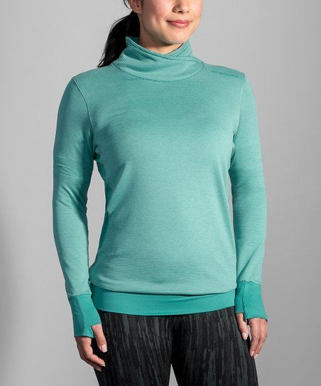 W Brooks Notch Thermal Long Sleeve