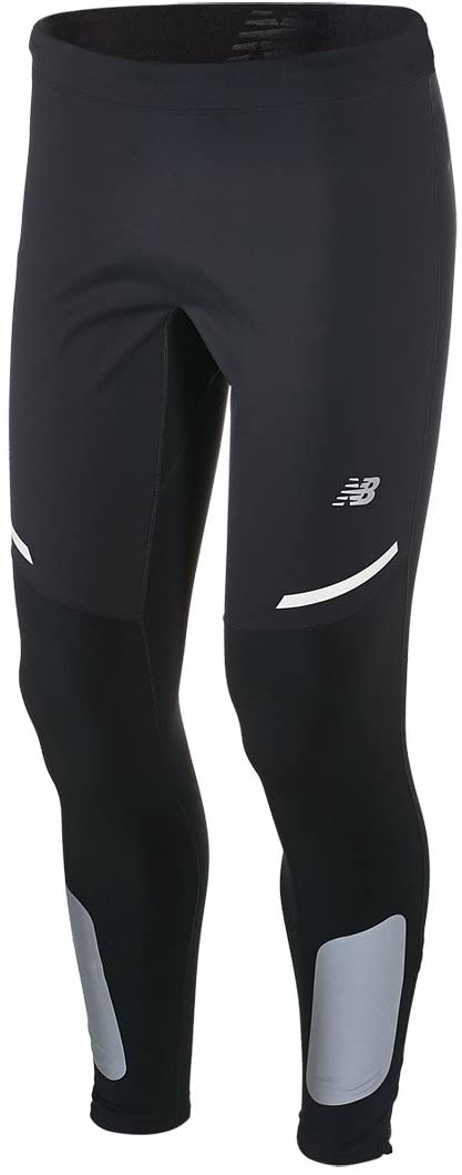 W New Balance Reflective Windblocker Tight
