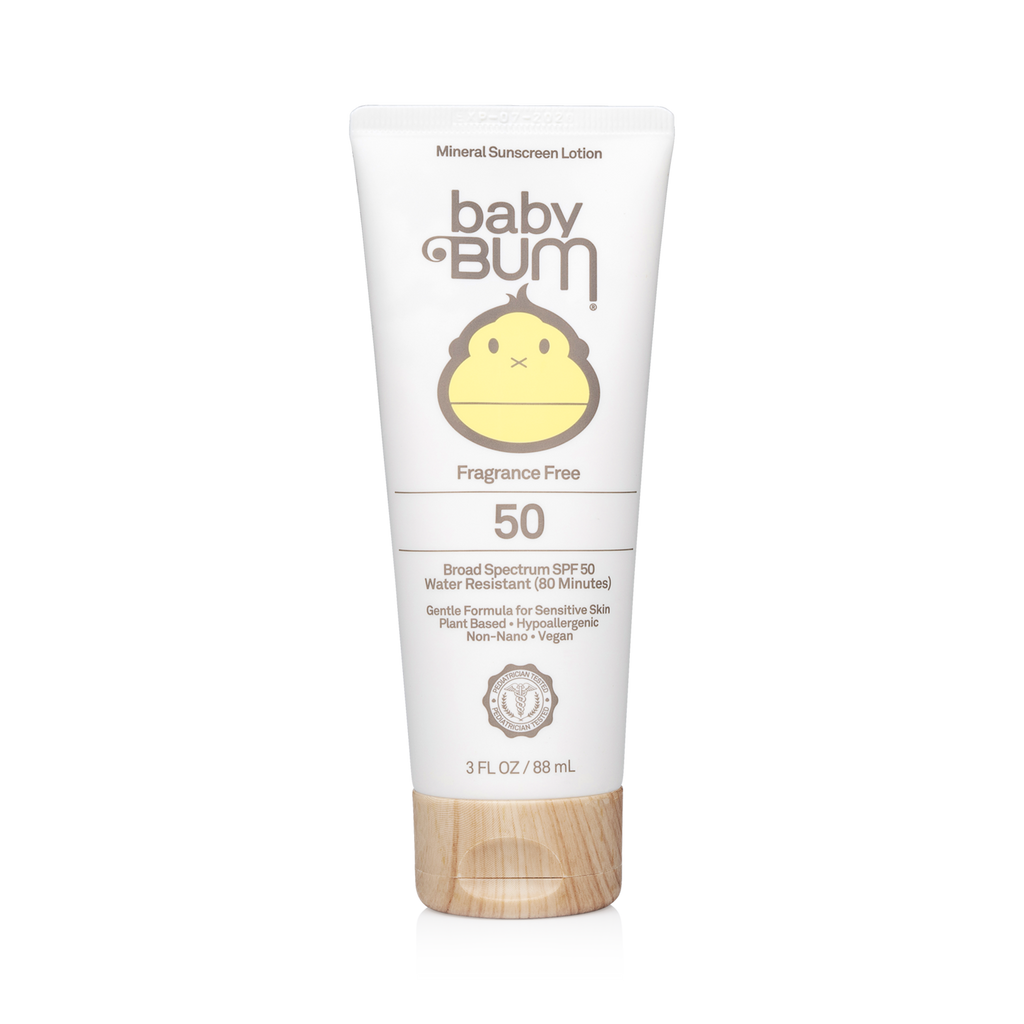 Baby Bum Mineral SPF 50 Lotion