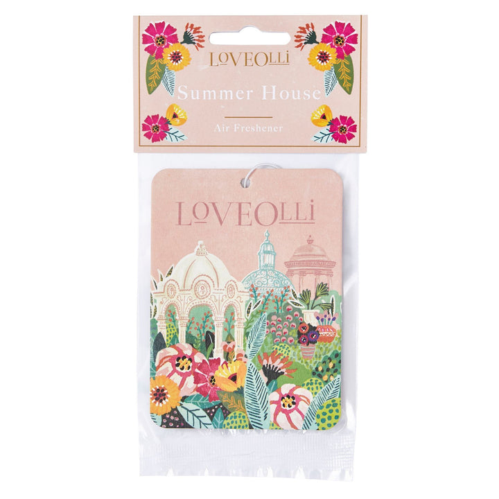 LoveOlli Luxury Car Freshener - Summer House