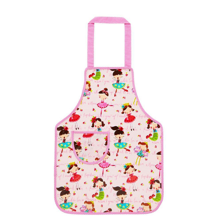 Childs PVC Apron When I Grow Up - shop.ulsterweavers.com
