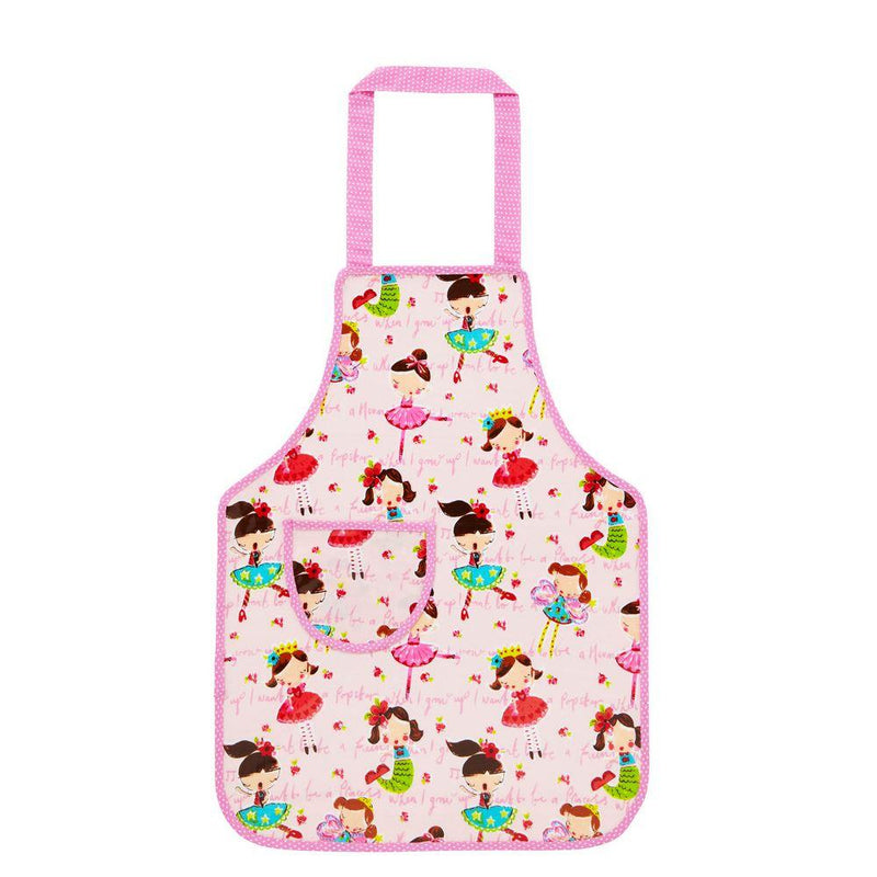 Childs PVC Apron When I Grow Up