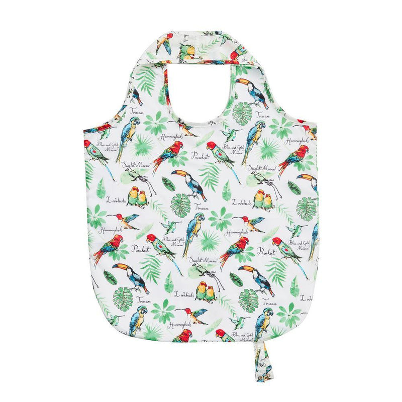 Roll-up Bag Tropical Birds MF