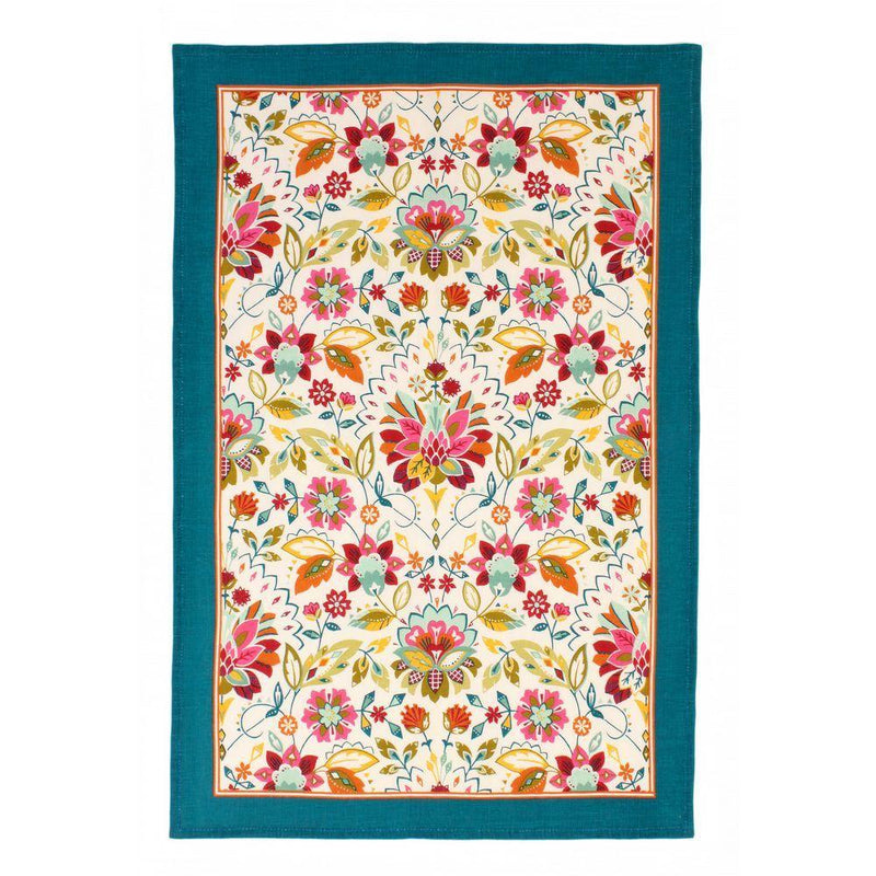 Cotton TT Bountiful Floral