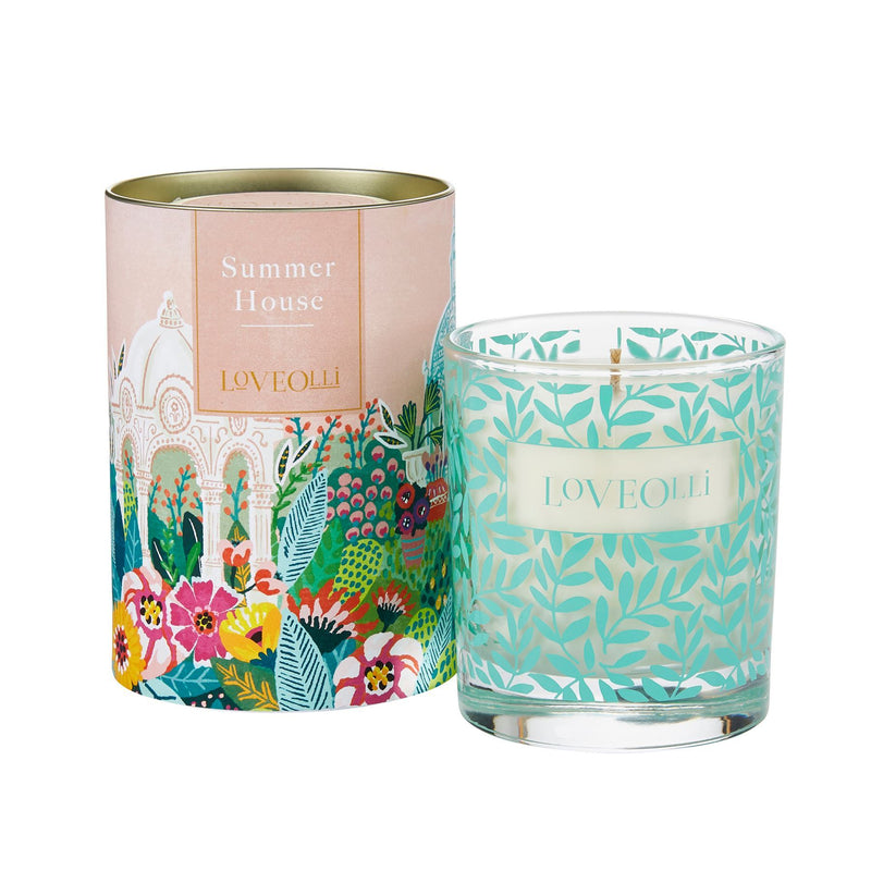 LoveOlli Summer House Signature Candle
