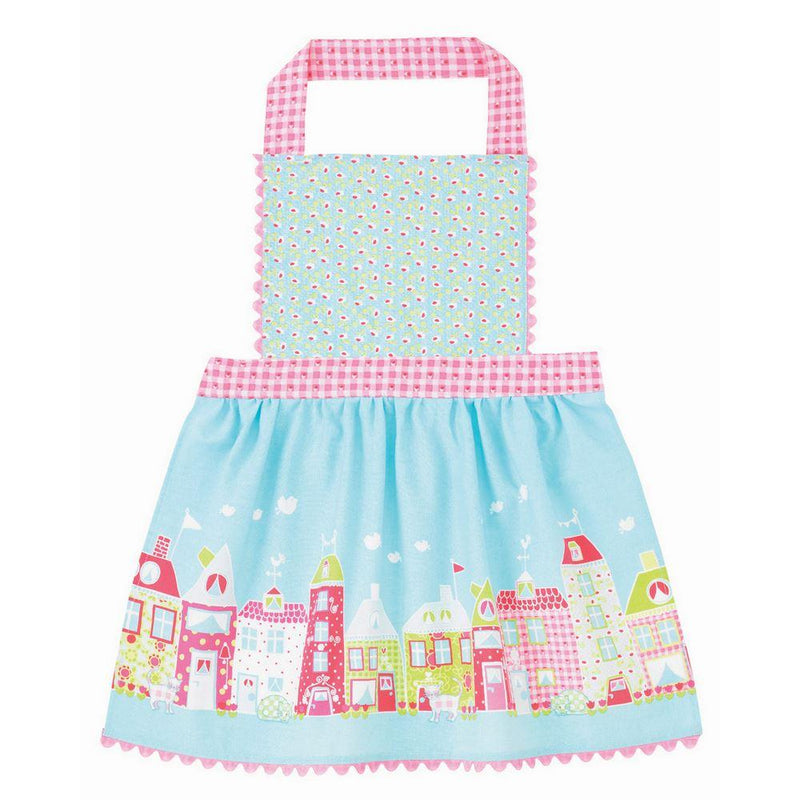 Childs Cotton Apron Home Sweet Home