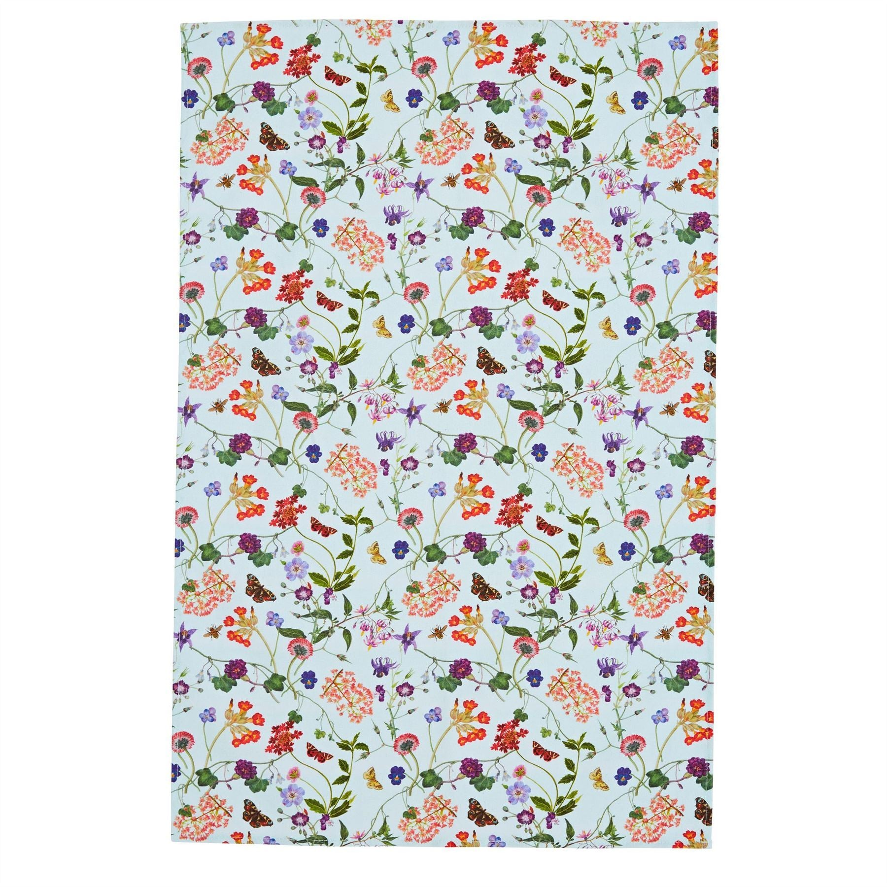 Ulster Weavers 100% Cotton Tea Towel - RHS Spring Floral