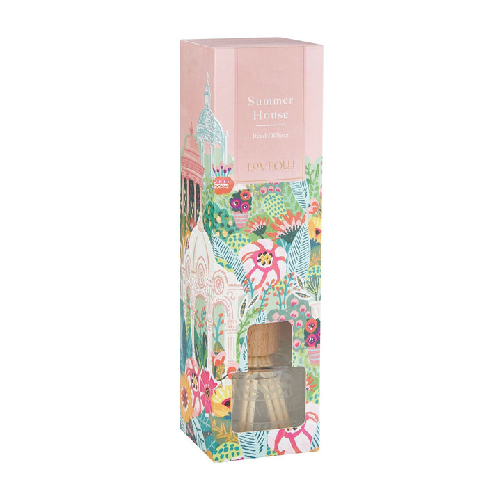 LoveOlli Luxury Scented Reed Diffuser - Summer House