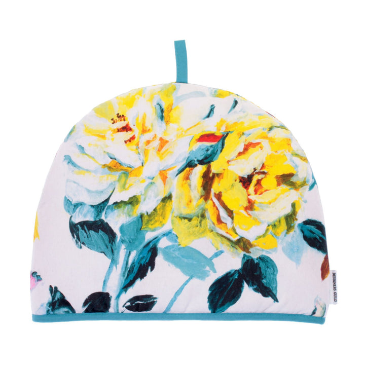 Ulster Weavers Luxury 100% Cotton Tea Cosy - Couture Rose