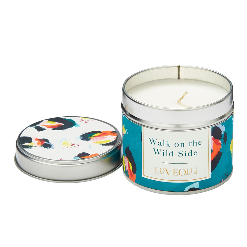 LoveOlli Walk On The Wild Side Candle