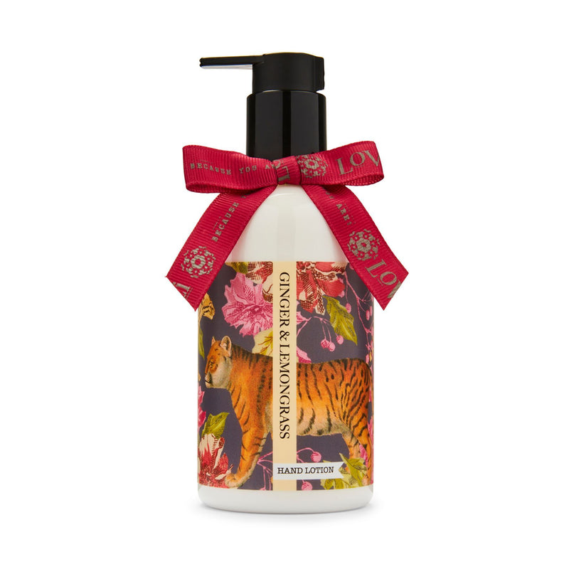 LO Ginger & Lemongrass Hand Lotion Pump