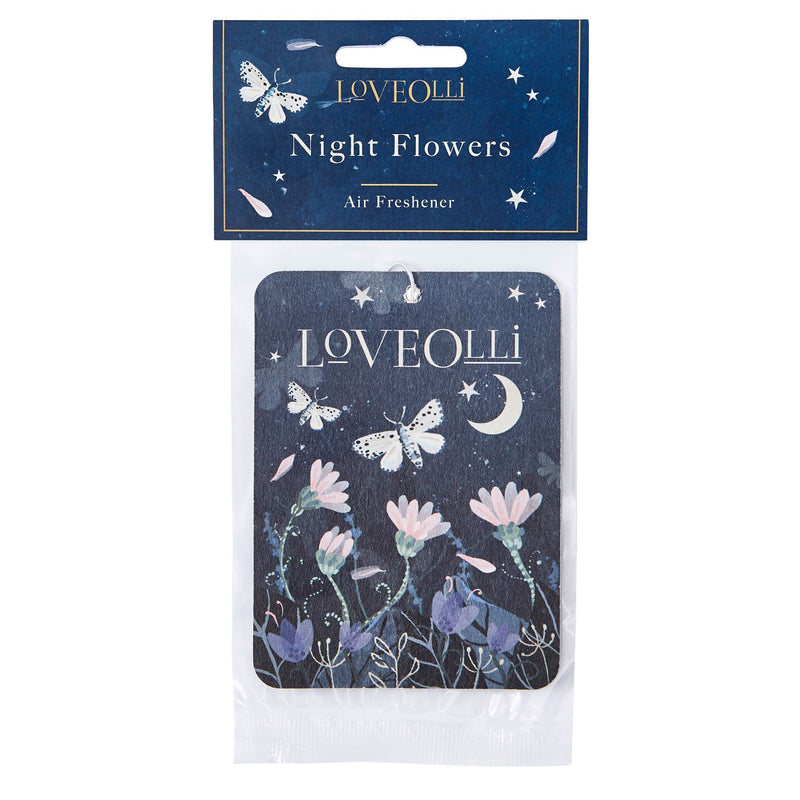 LoveOlli Car Freshener Night Flowers